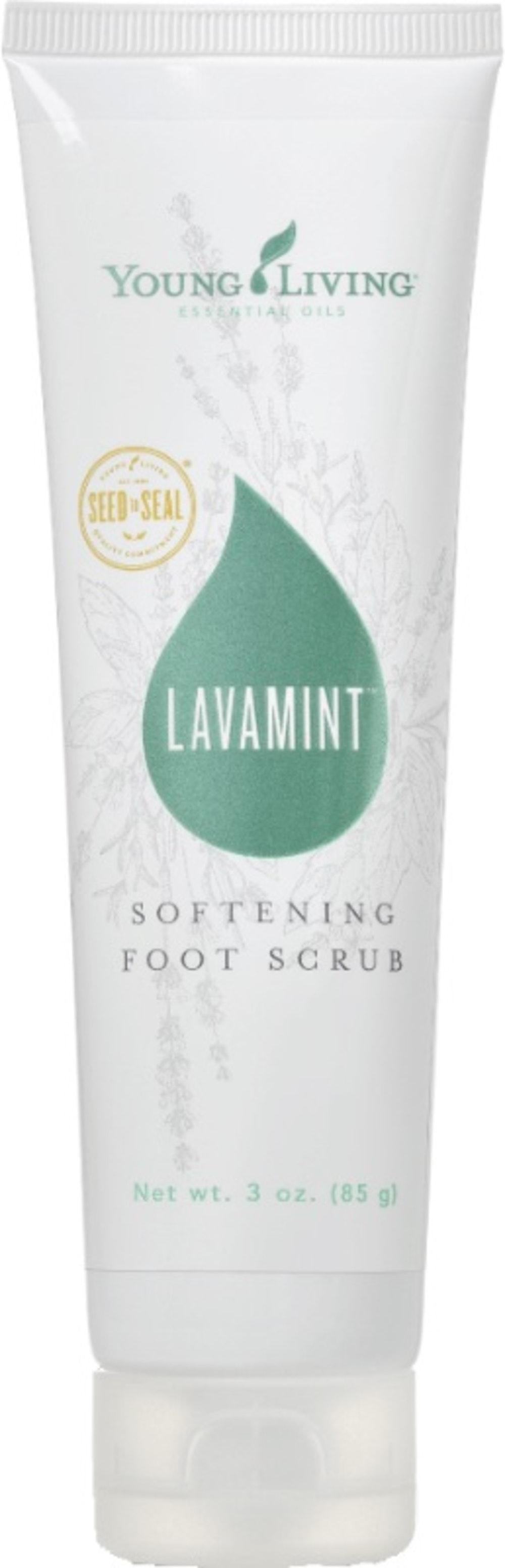 Lavamint Softening Foot Scrub